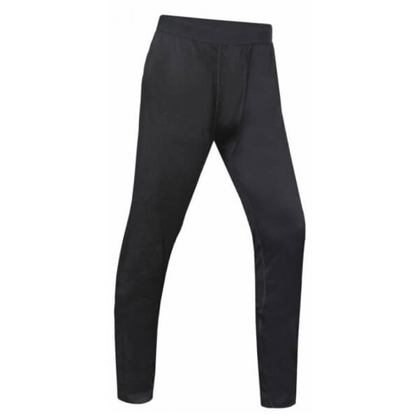 Rukka Moody Merino Wool Long Johns Mens - Black