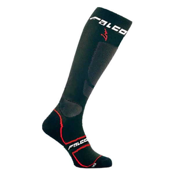 Falco Carbon 2.0 Socks - Black