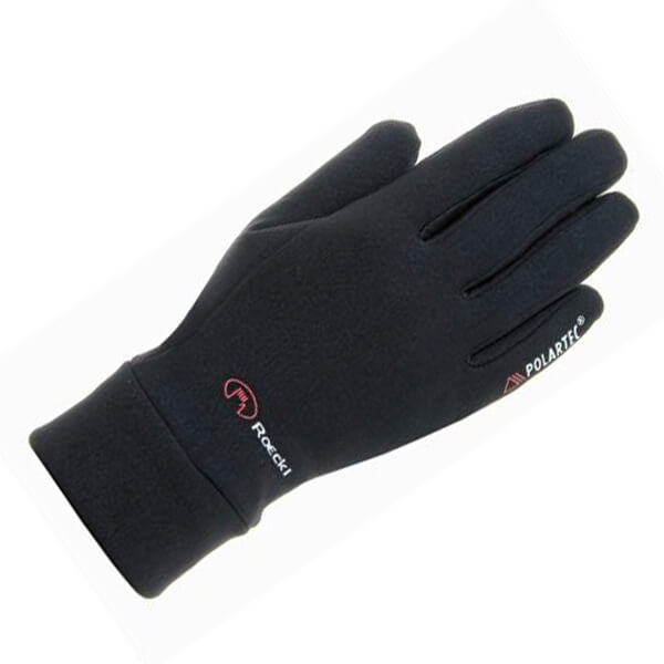 Roeckl Katla Junior Gloves - Black