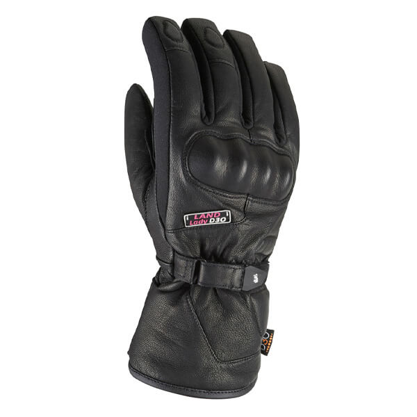 Furygan Land Lady D30 Evo Glove - Black