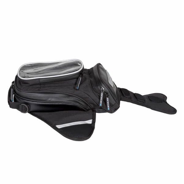 Spada Luggage Magnetic Tank Bag 3 Ltr Black