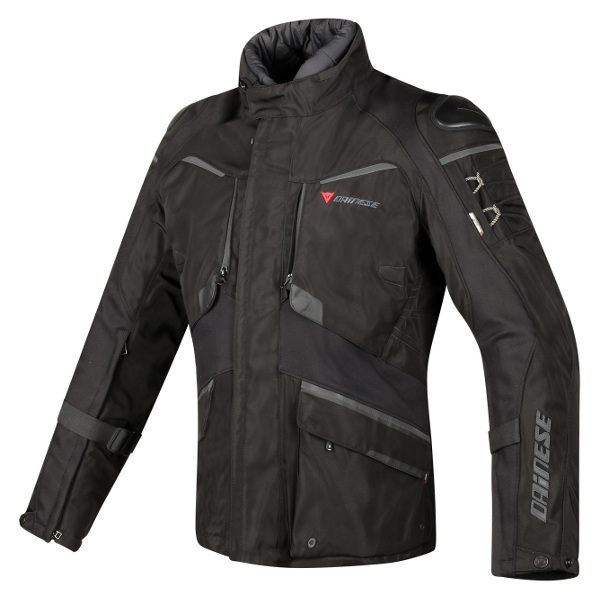 Dainese Ridder D1 Gore-Tex Jacket - Black/Ebony