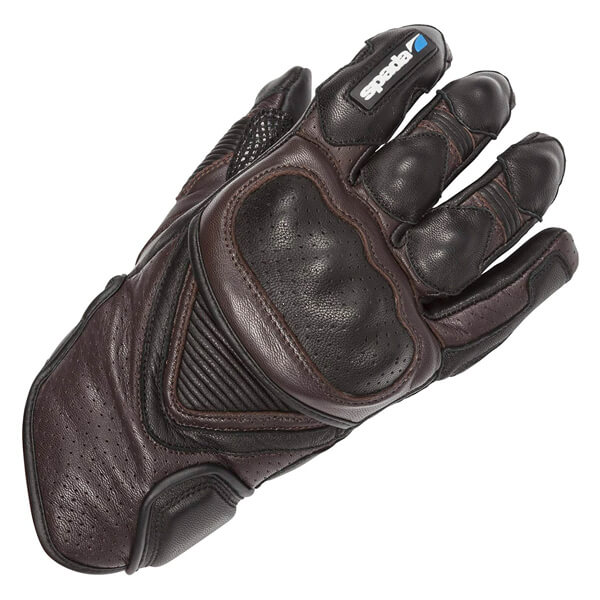 Spada Sled dog Leather Mens Gloves