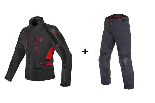 Dainese D-Cyclone Jacket & Trousers
