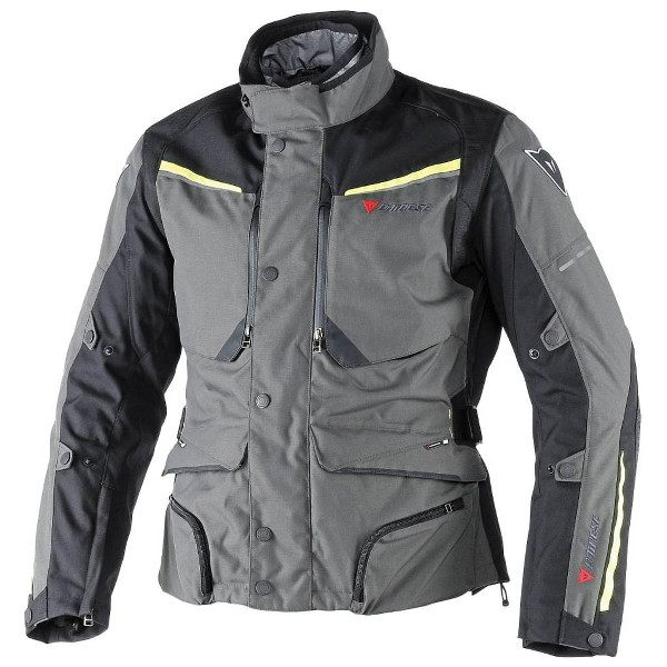 Dainese Sandstorm Gore-Tex Jacket - Grey/Black/Yellow