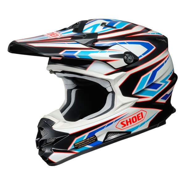 Shoei VFX-W - Blockpass