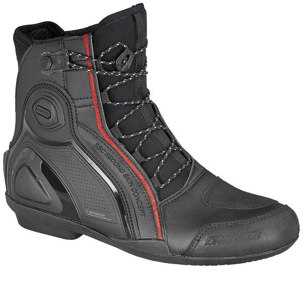 Dainese Alpha Waterproof Shoes - Black