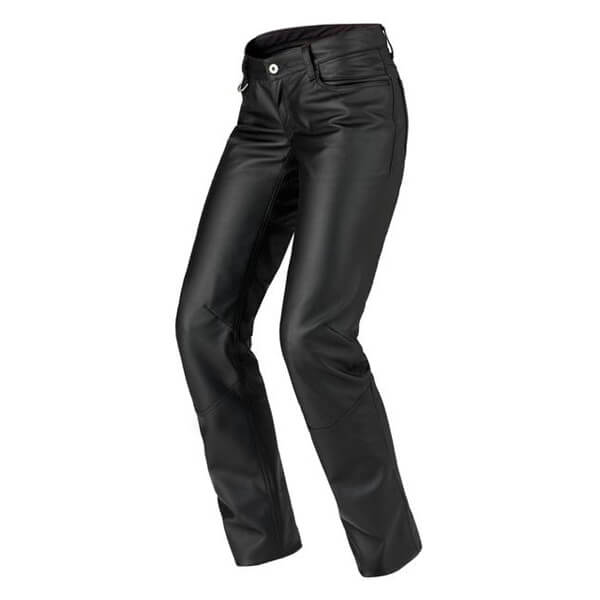 Spidi Magic Ladies Leather Jeans - Black
