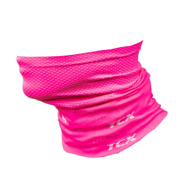 TCX Neck Guard - Fucsia
