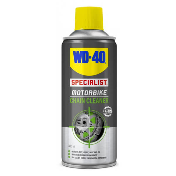 WD-40 Chain Cleaner Aerosol - 400ml