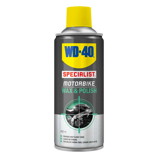 WD-40 Wax+Polish Aerosol - 400ml