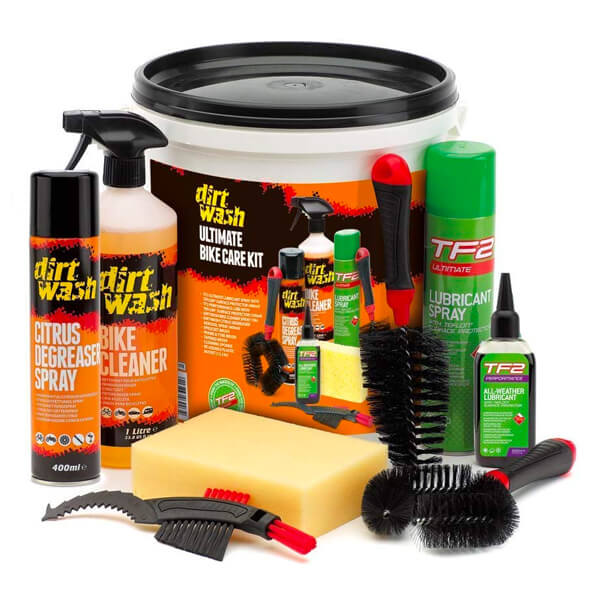 Weldtite Dirtwash Cleaning Bucket Bike Cleaning Kit