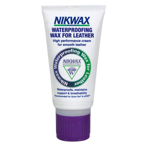 Nikwax Waterproofing Wax Leather Clear 125ml