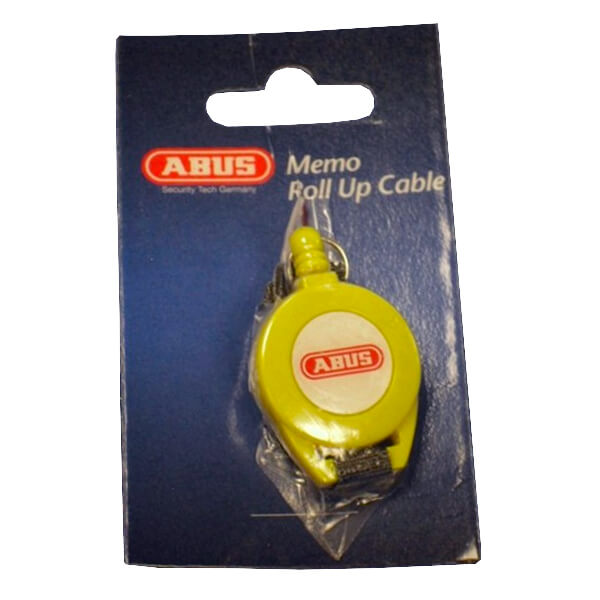Abus Memo Roll Up Warning Cable Single