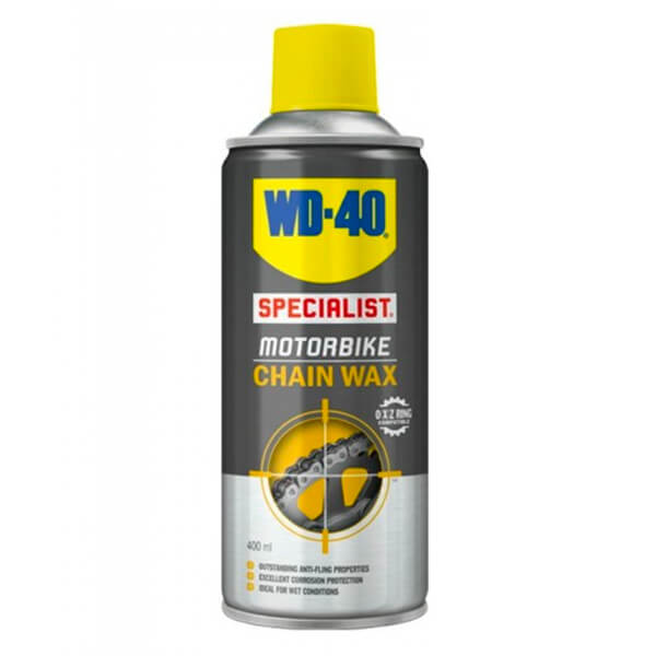 WD-40 Chain Wax - 400ml