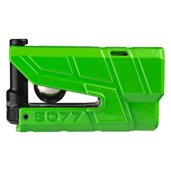 Abus Granit Detecto X-Plus 8077 Disc Lock - Green