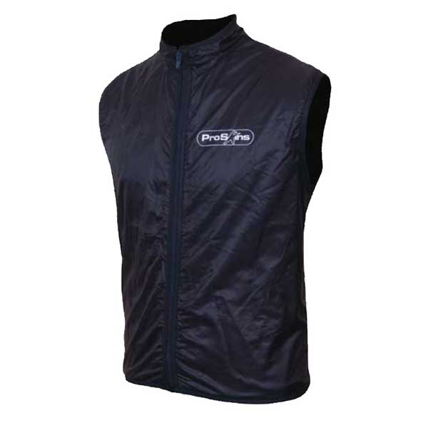 Proskins Windproof Gilet - Black