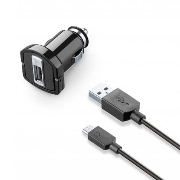 Interphone Car Charger to MicroUSB