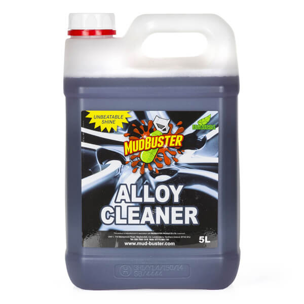 Mudbuster Alloy Cleaner - 5 Litre