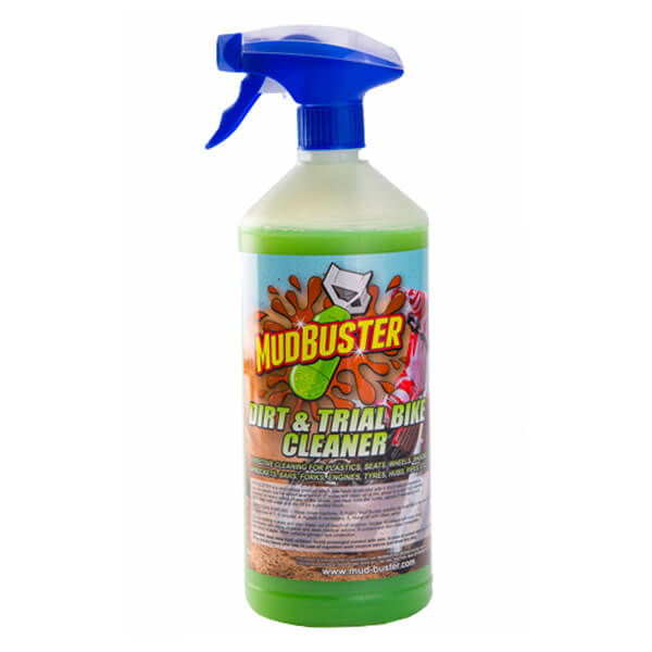 Mudbuster Dirt + Trail Bike Cleaner - 1 Litre