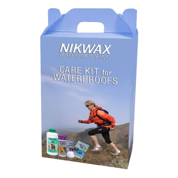 Nikwax Care Kit For Waterproofs