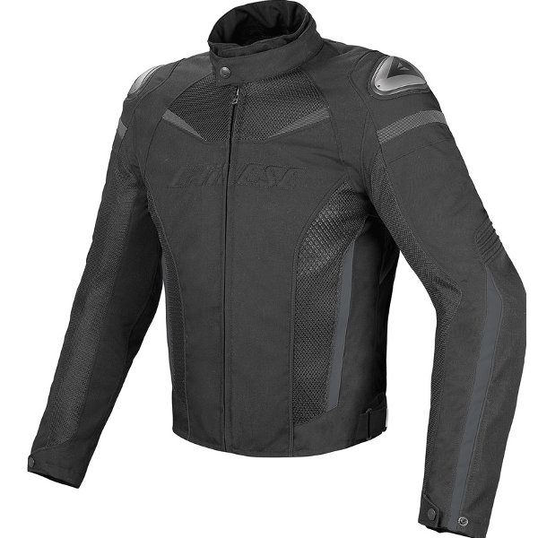 Dainese Super Speed D-Dry Jacket - Black