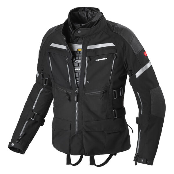 Spidi H2Out Armakore Jacket - Black