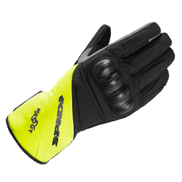 Spidi TX-T CE Gloves - Fluo Yellow