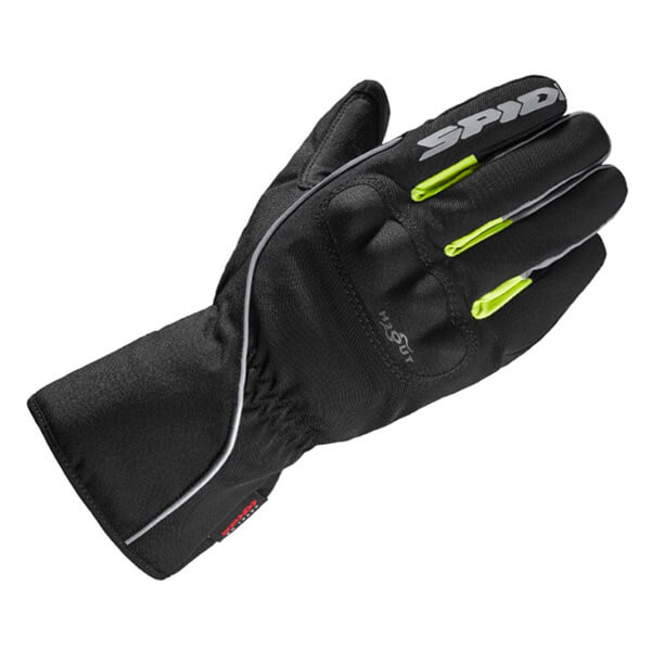 Spidi WNT-2 CE Gloves - Black/Grey