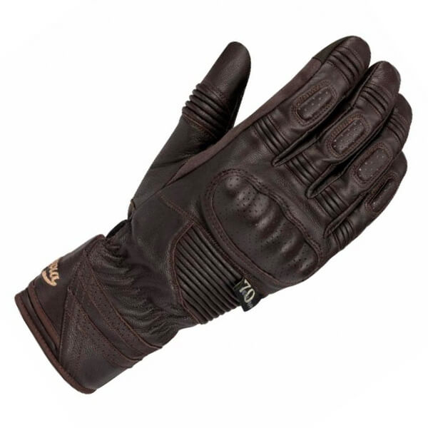 Segura Ramirez CE Waterproof Leather Mens Gloves