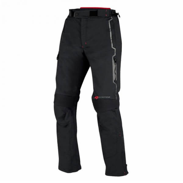Bering Balistik CE Waterproof Trousers Black