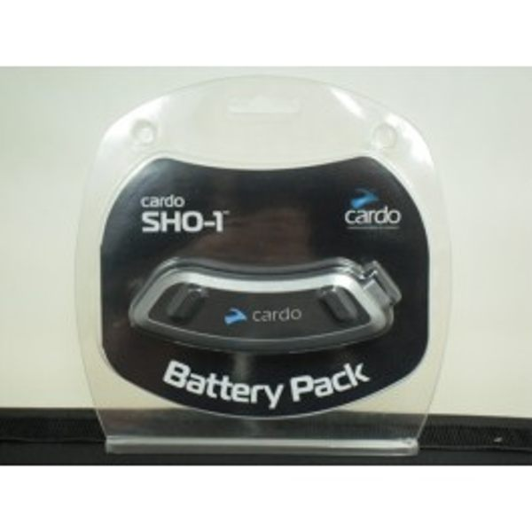 Shoei Cardo SHO-1 Battery Pack
