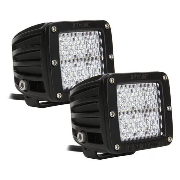 Rigid D-Seried Pro Diffused Lights - 3168 lm