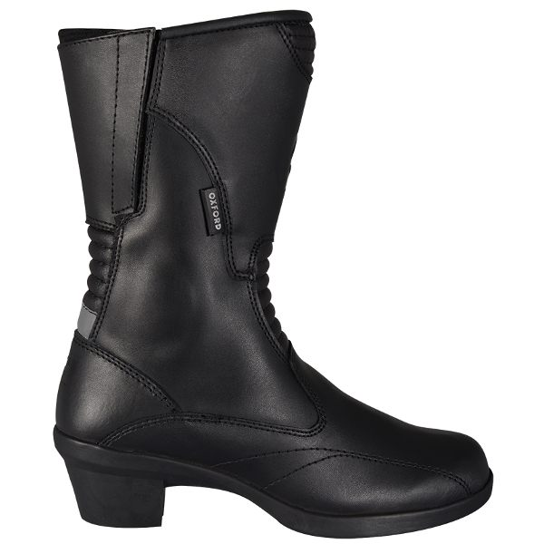 Oxford Valkyrie Boots Womens - Black