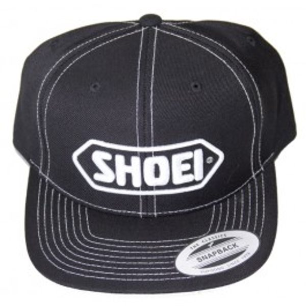 Shoei Baseball Hat - Black/White