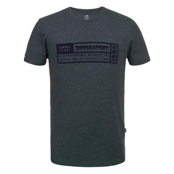 Rukka Westlock T-Shirt - Dark Grey