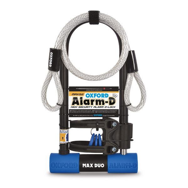 Oxford Alarm-D Max Duo U-Lock