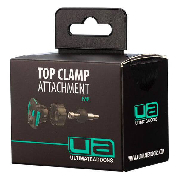 Ultimateaddons Adapter & Mount - Top Clamp M8