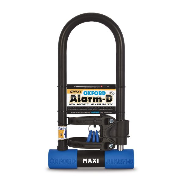 Oxford Alarm-D Max U-Lock