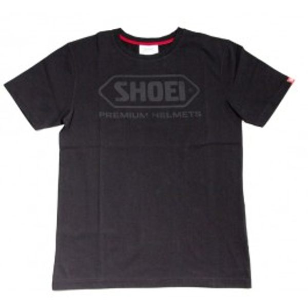 Shoei T-Shirt - Black