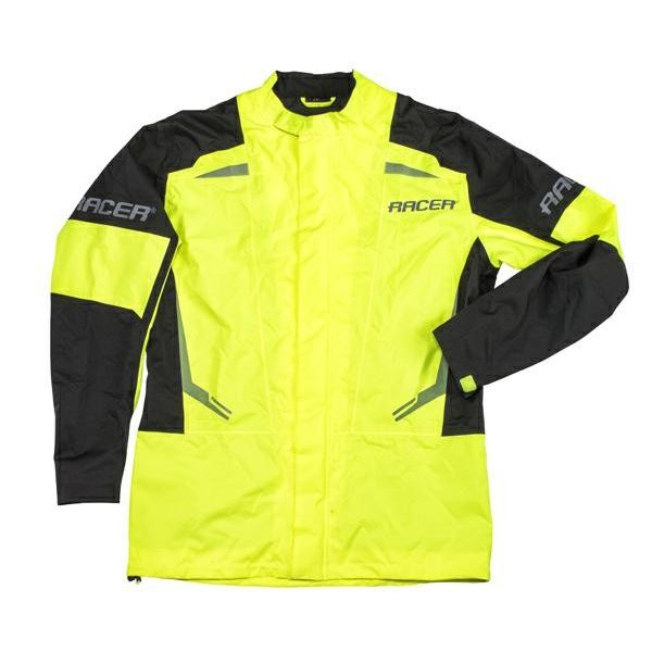 Racer Flex Jacket - Fluo Yellow/Black