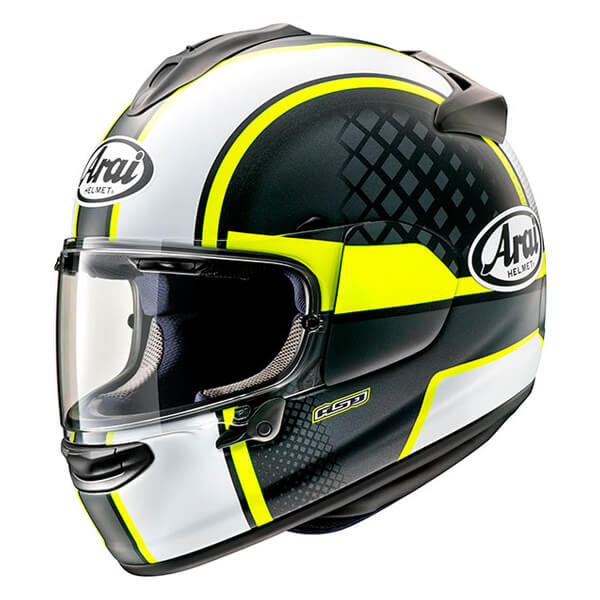 Arai Chaser-X - Take Off