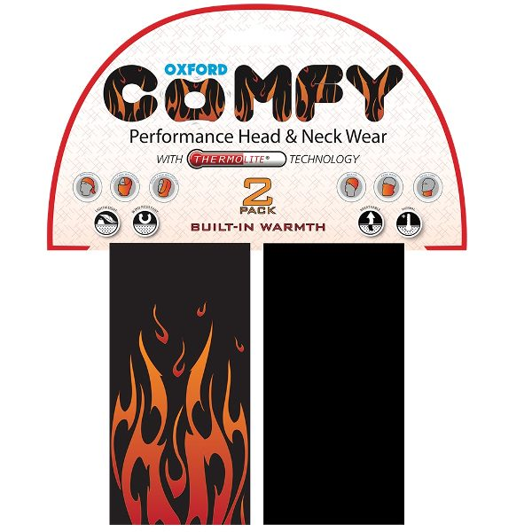 Oxford Thermolite Comfy 2 Pk - Flame