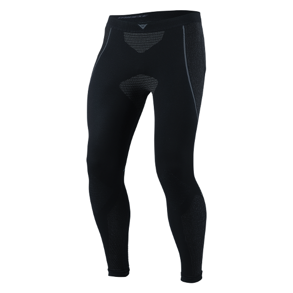 Dainese D-Core Dry Long John Base Layer Bottoms - Black/Anthracite