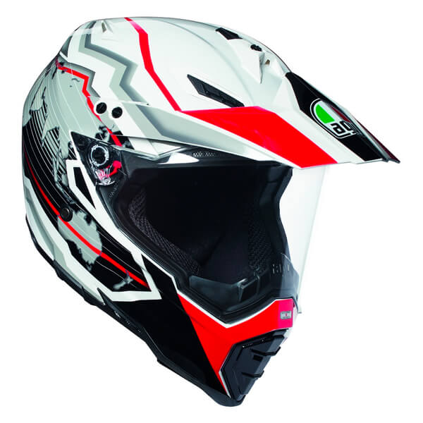 AGV AX8 Dual Evo - Earth