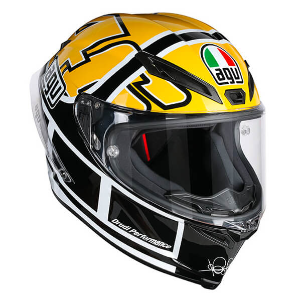 AGV Corsa-R - Rossi Goodwood
