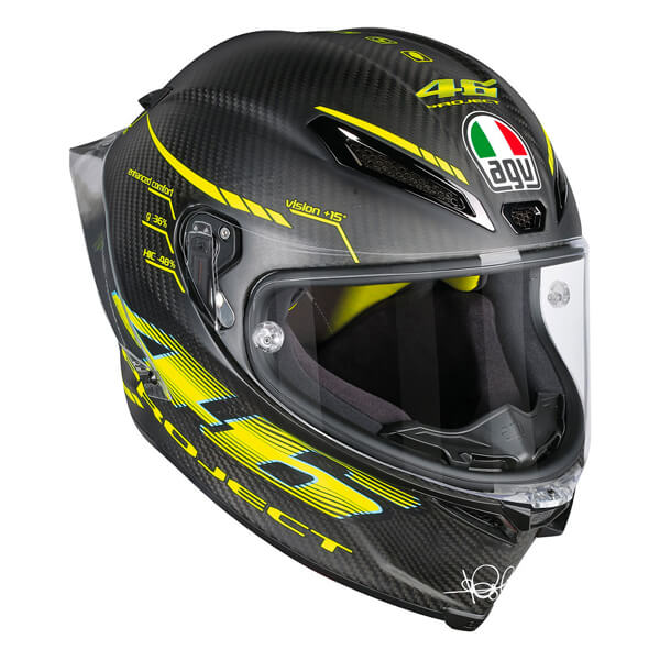 AGV Pista GP-R - Project 46 Matt 2.0