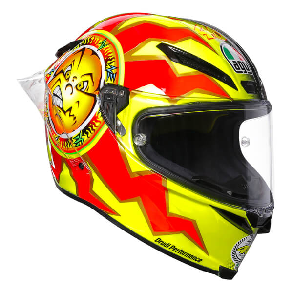 AGV Pista GP-R - Rossi 20 Years