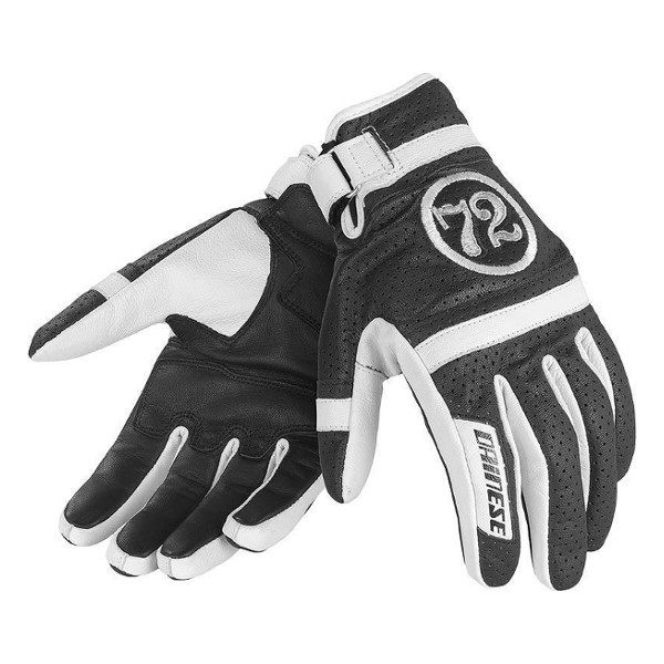 Dainese Hot Rodder Gloves - Black