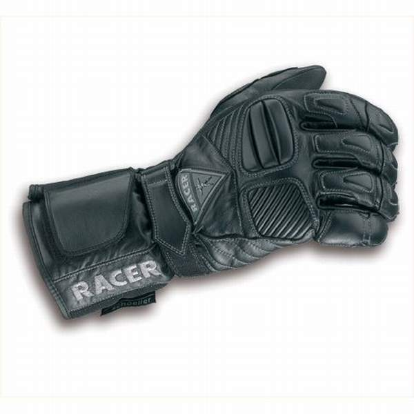 Racer Sport Gloves Ladies - Black
